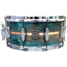 "T Berger Drums 14"" Copper Patina Snare Drum III"