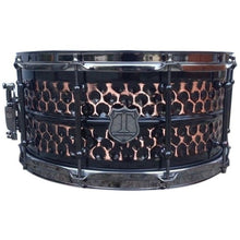 "T Berger Drums 14"" Hammered Copper Snare Drum"