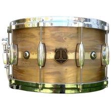 "T Berger Drums 14"" Patina Brass Snare Drum"