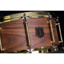 "T Berger Drums 14"" Walnut Snare Drum"