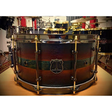 "T Berger Drums 14""x8"" Maple Copper-Inlay  Snare Drum"