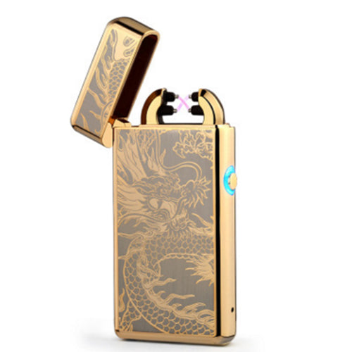 BriqClic Double Arc Dragon Or
