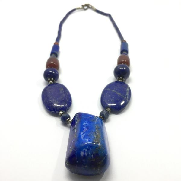 Chic Lapis Stone Necklaces That Will Make You Shine