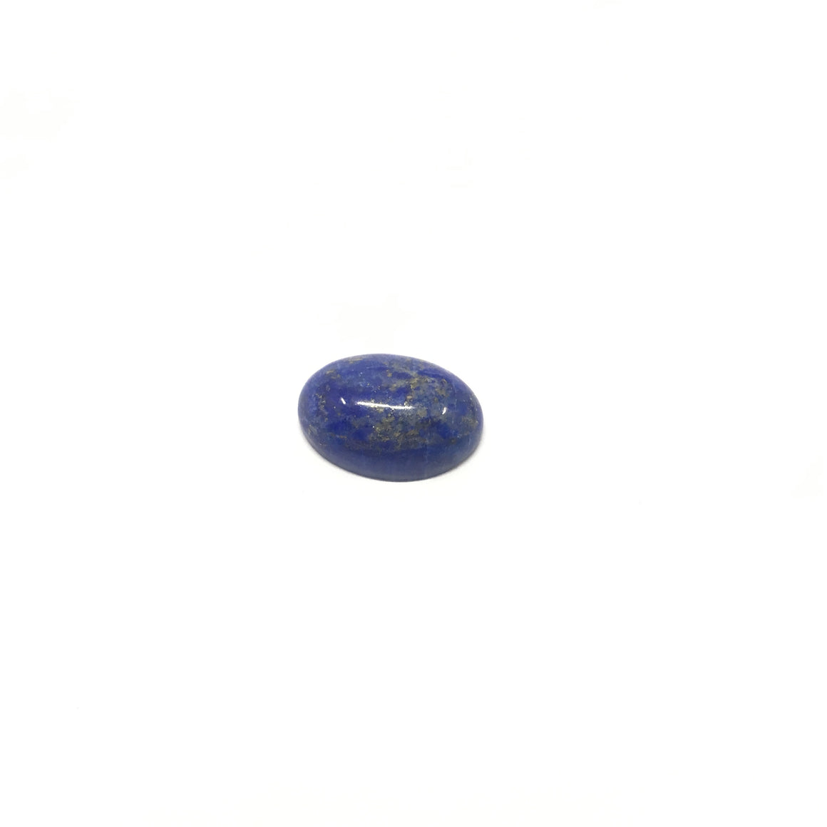 Lapis Lazuli Cabochon - Lapis Cabochon For Ring Round Cut - 14.30 ct