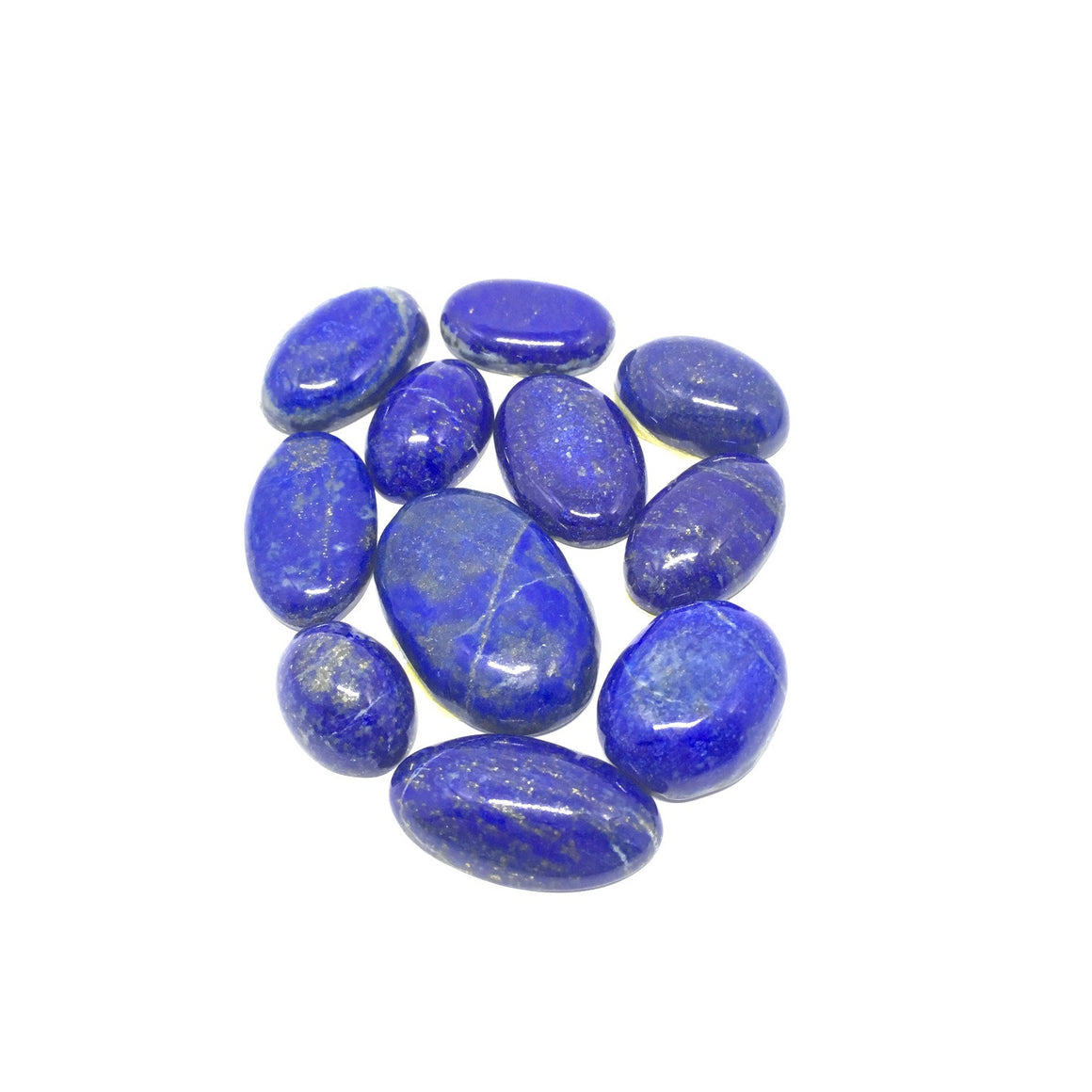 Lapis Lazuli Cabochon - Lapis Cabochon For Ring Oval Cut - 422.60 Carat