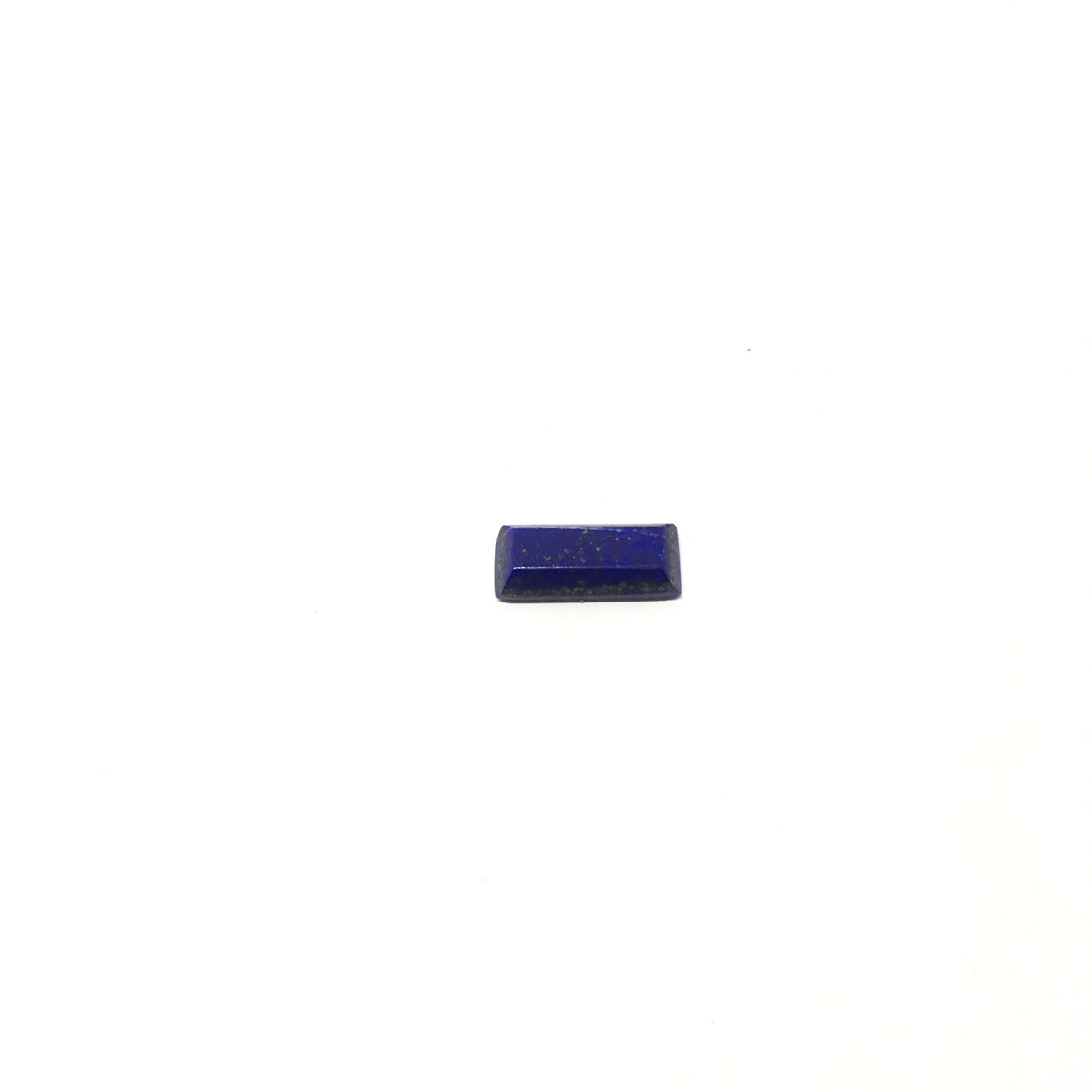 Lapis Lazuli Cabochon - Lapis Cabochon For Ring Baguette Cut - 10.85 ct