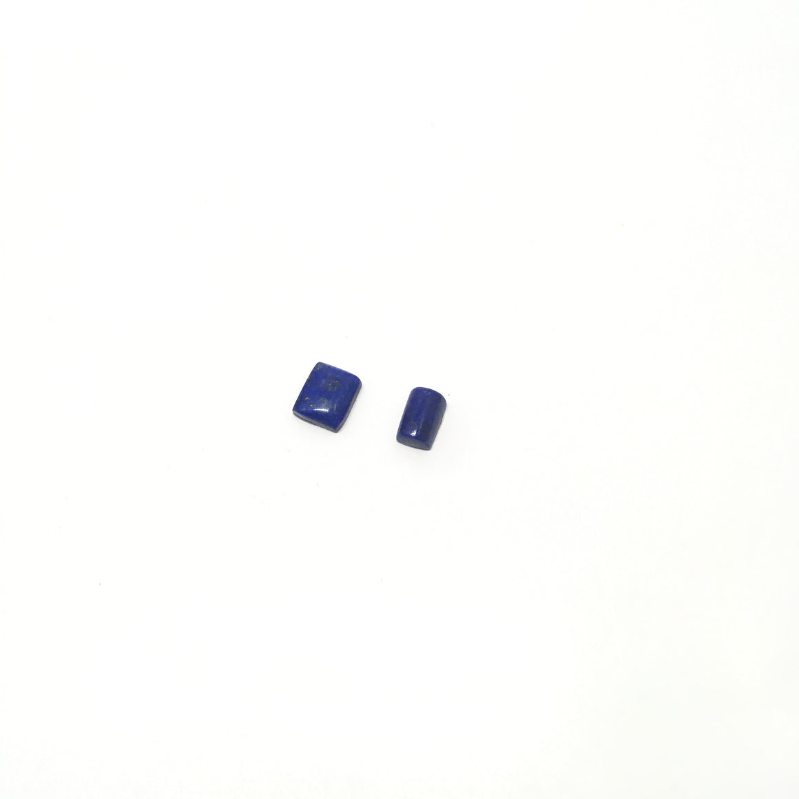 Lapis Lazuli Cabochon - Lapis Cabochon For Ring Baguette Cut - 5.00 ct