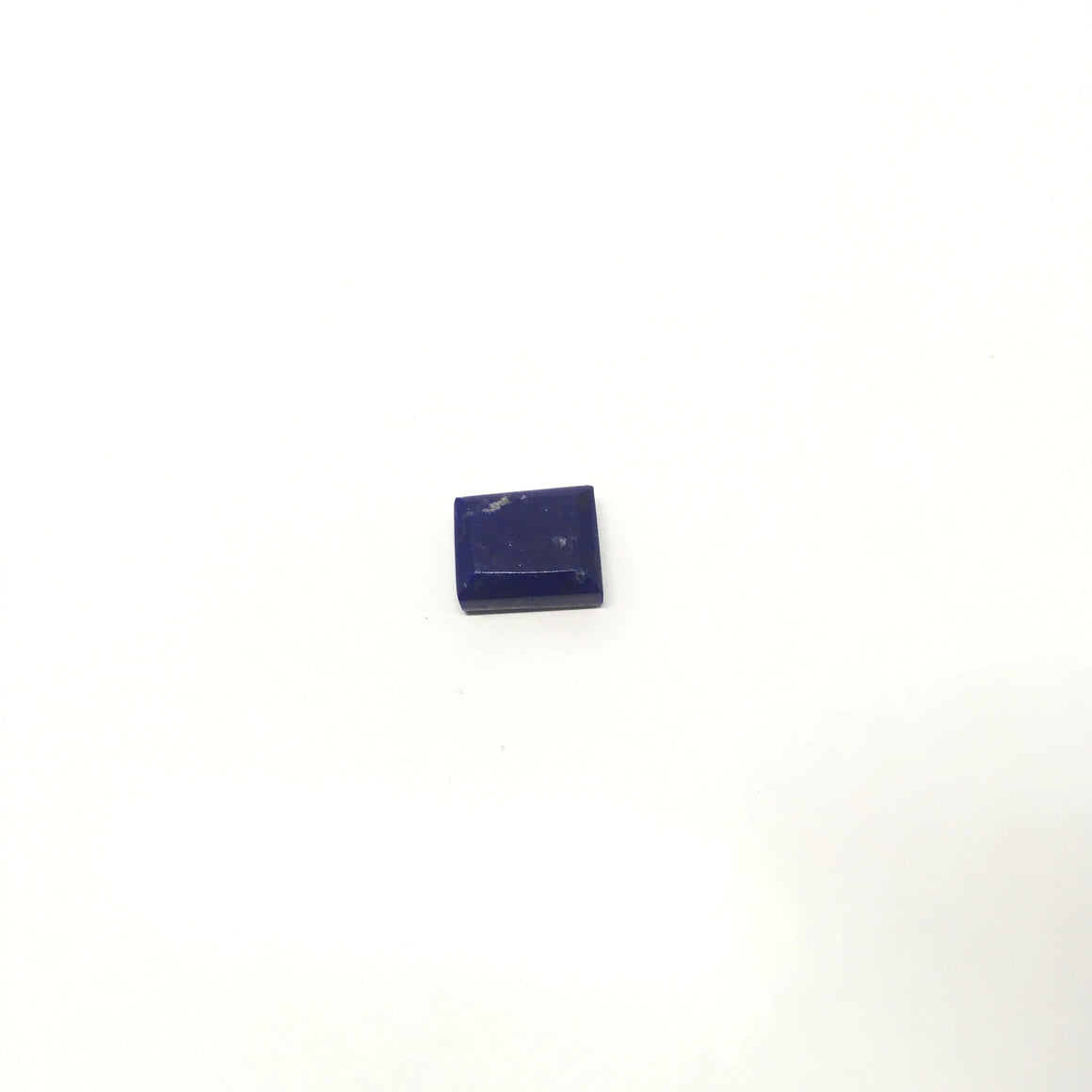Lapis Lazuli Cabochon - Lapis Cabochon For Ring Emerald Cut - 11.45 ct