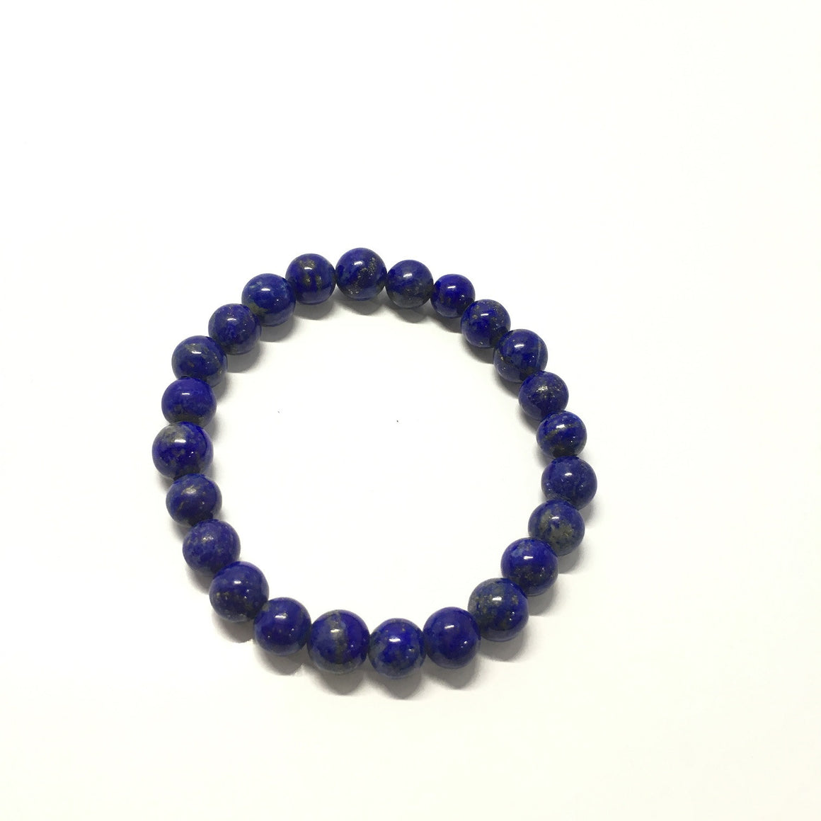 73.55 Carat , 24 Round Beads Handmade Bracelet With Elastic Stretch,Grade AAA Quality Beads