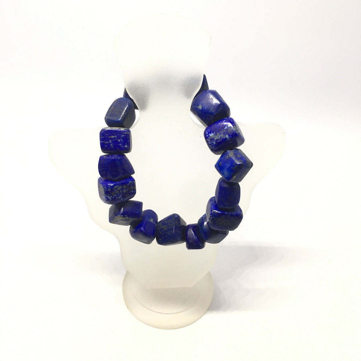 336.40 Carat , 17 Multiple Beads Handmade Bracelet With Elastic Stretch,Grade AAA Quality Beads