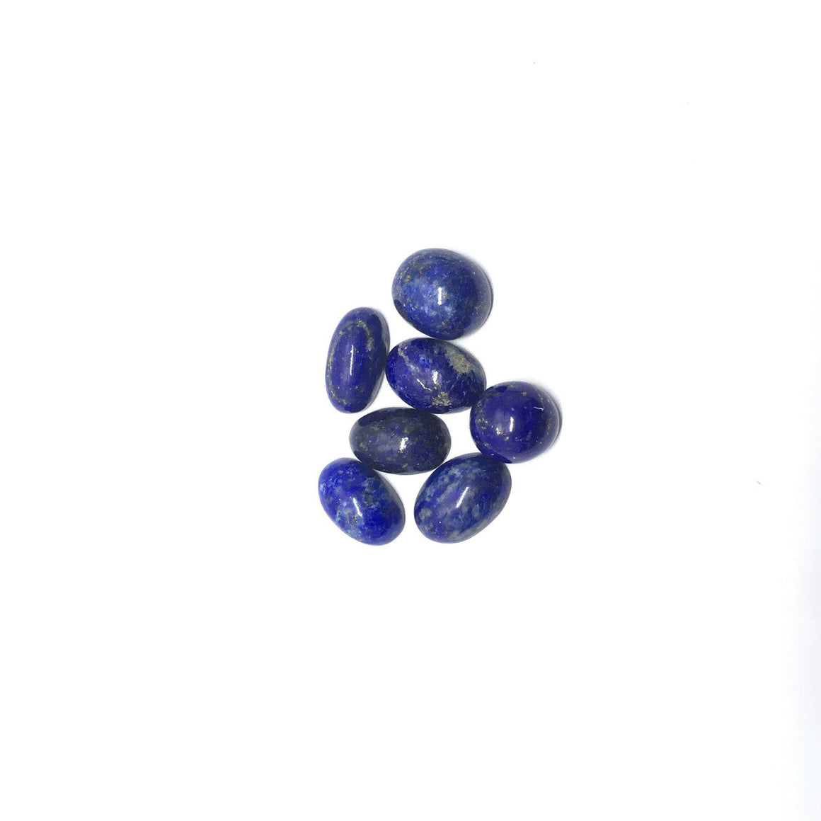 Lapis Lazuli Cabochon - Lapis Cabochon For Ring Oval Cut - 45.35 Carat