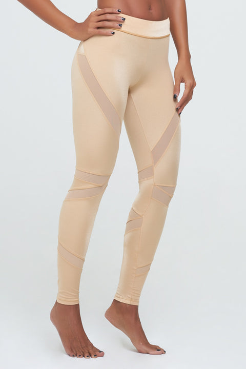 Jennifer Legging 1 Gold