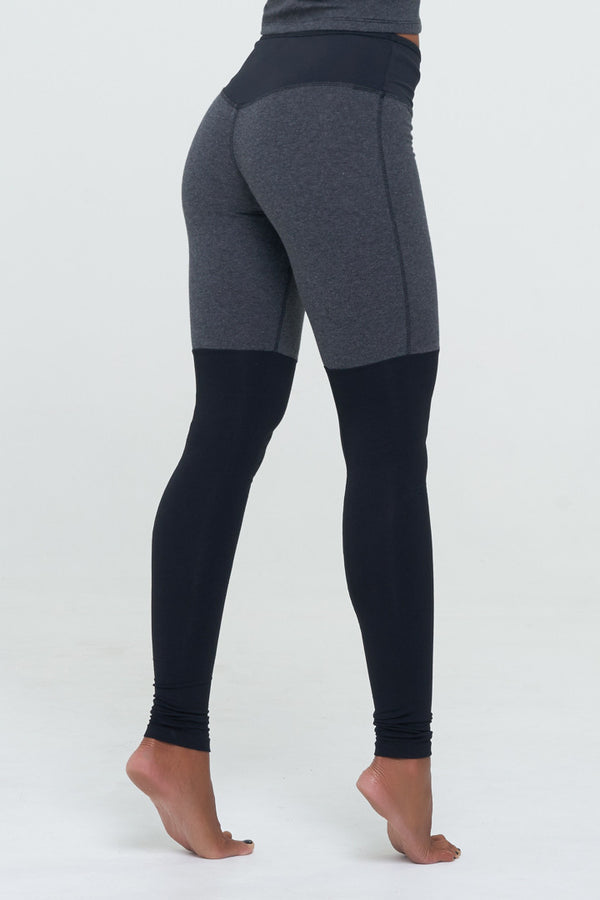 Syara Legging Cotton/Lycra High Sock