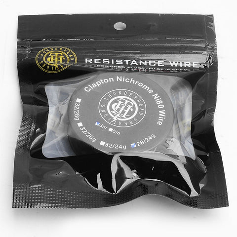 Thunderhead Resistance wire Ni80