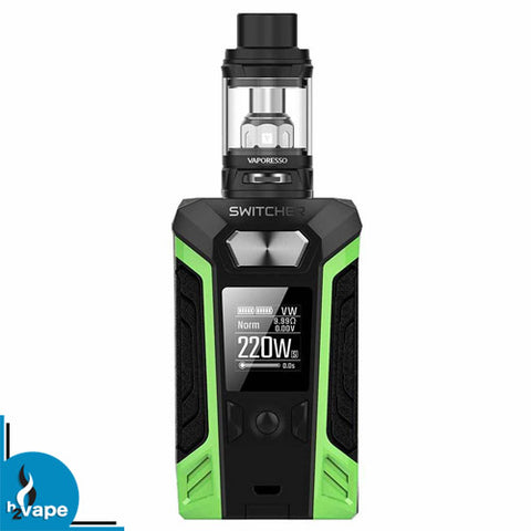 Vaporesso Switcher LE 220W Mod Kit with NRG Tank Atomizer 5ml
