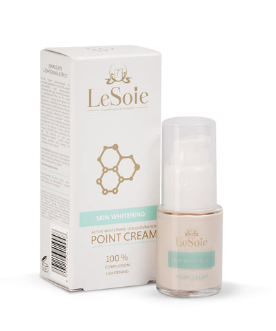 Discolouration point cream
