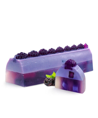 Blueberry Cake Soap