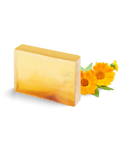 Calendula with Calendula Oil Block Soap