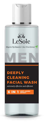 Deeply Cleaning Facial Wash ( ECO Certified ) - For Men
