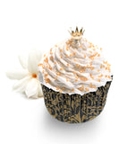 LeSoie CupCake Soap - Golden Crown