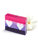 Jojoba Hearts Block Soap