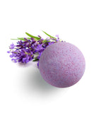 Luxury Bath Blaster Lavender with Lavender Seeds