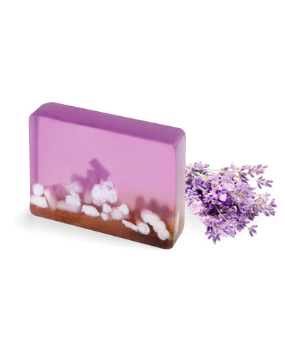 Lavender Fields Block Soap
