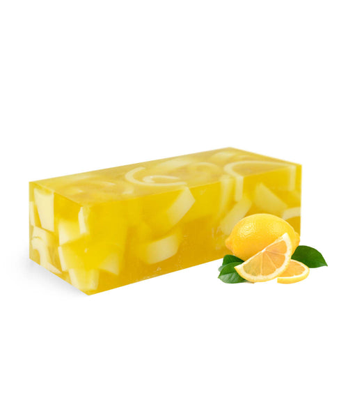 Lemon Block Soap