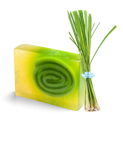 Lemongrass Block Soap