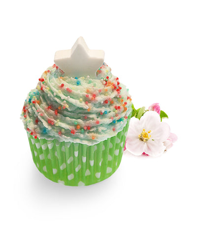 Little Star Soap Cupcake