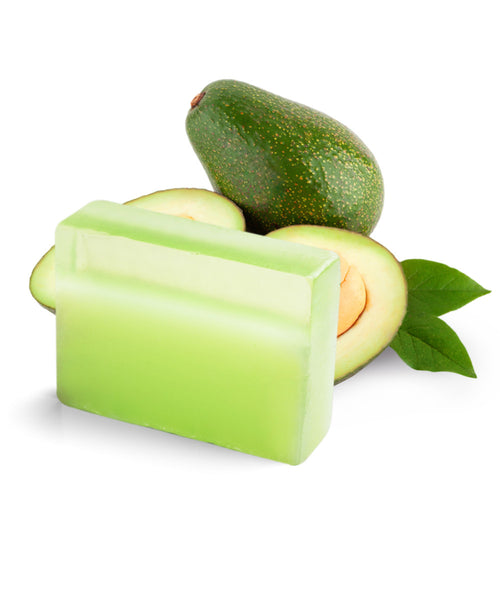 Melon with Avocado Oil Block Soap