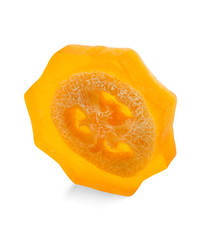 LeSoie Loofah Soap - Natural Freshness