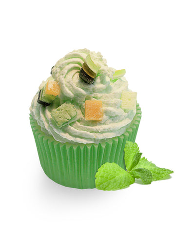 Party Green Soap Cupcake