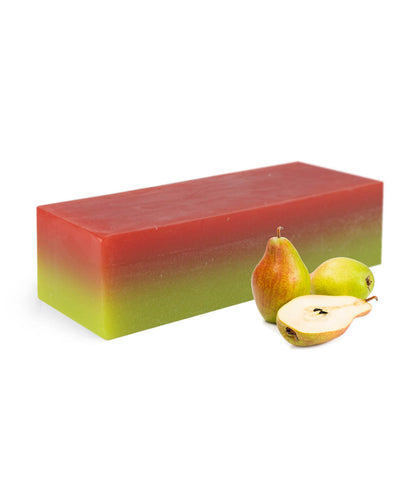 Pear Berry Block