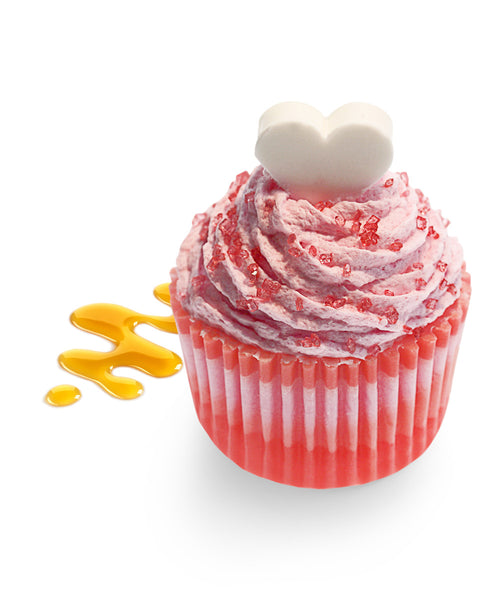 Pinky Twinkle Soap Cupcake