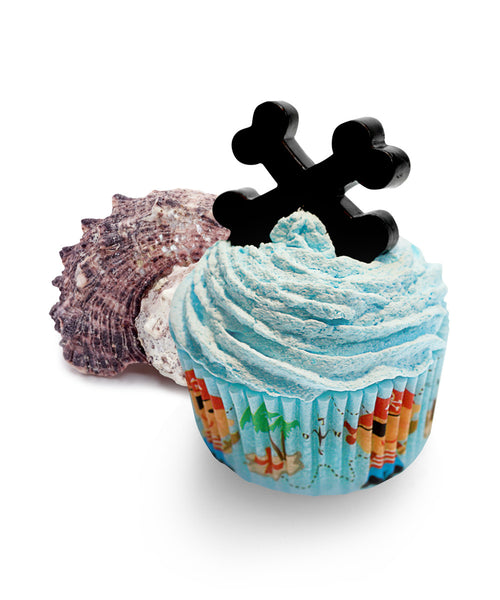 LeSoie CupCake Soap - Pirates Fortune