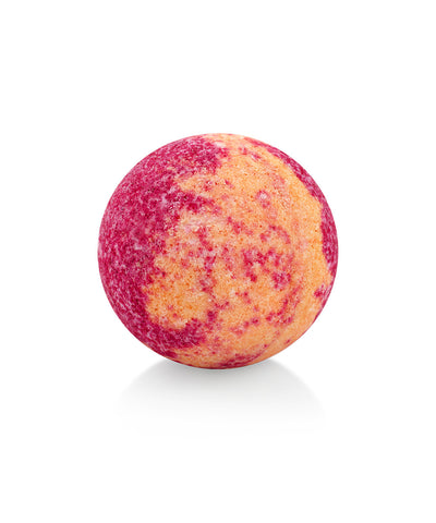 LeSoie Bath Bomb 125g - Pomegranate