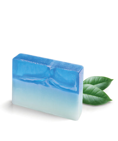 Push Man Block Soap