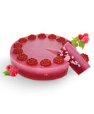 Big Raspberry Delight Soap Pie