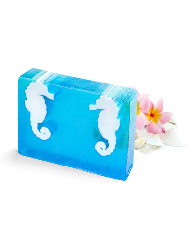 Sea Horses Block Soap