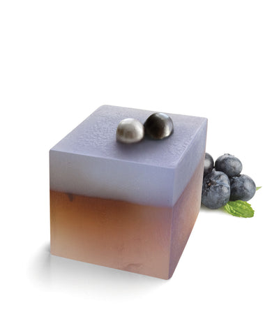 Soap Petit Four Blueberry
