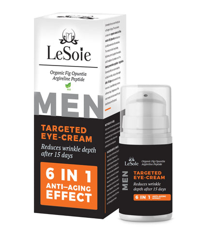 Targeted Eye Cream ( ECO Certified ) - For Men