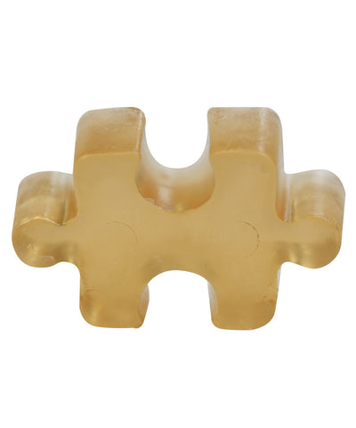 Sweet Cream Transparent Puzzle Soap