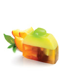LeSoie Cake Soap - Tropical Fruit 90g/1400g