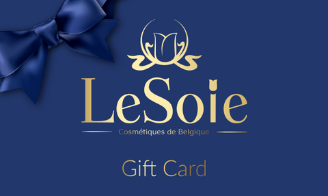 LeSoie Gift Vouchers - From 10$ Up to 200$
