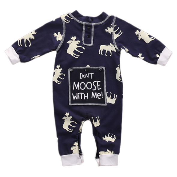 Don't Moose With My Bodysuit