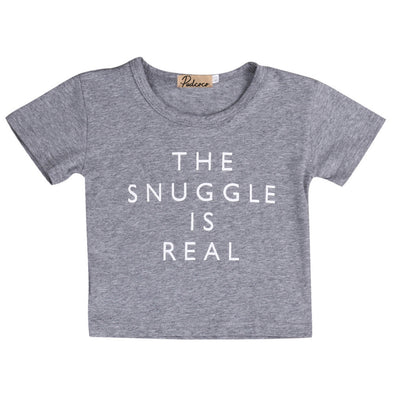 The Snuggle Is Real Tee
