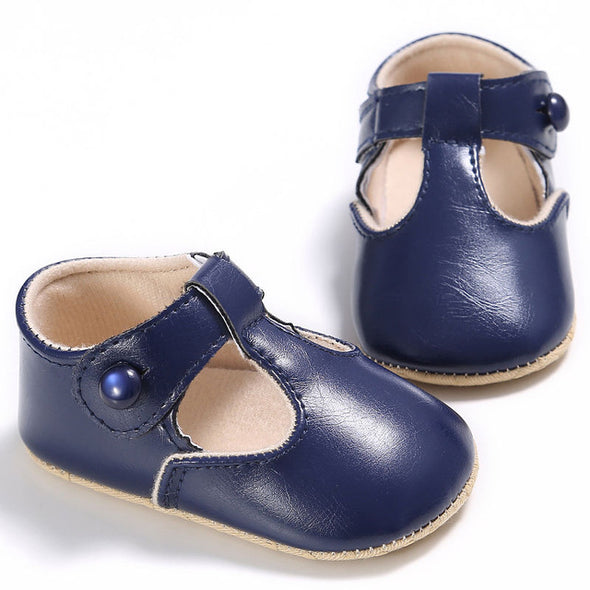 Baby Mary Janes - 5 Colors!!