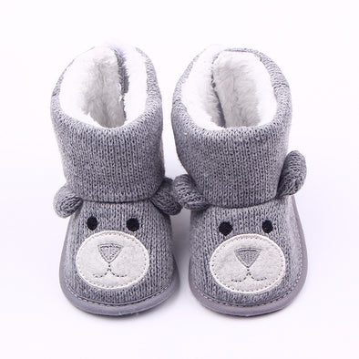 Bear Nose Booties - 4 Styles
