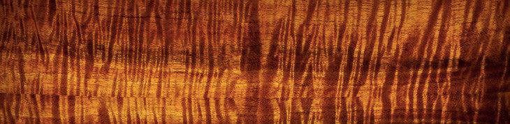 Koa wood color and texture